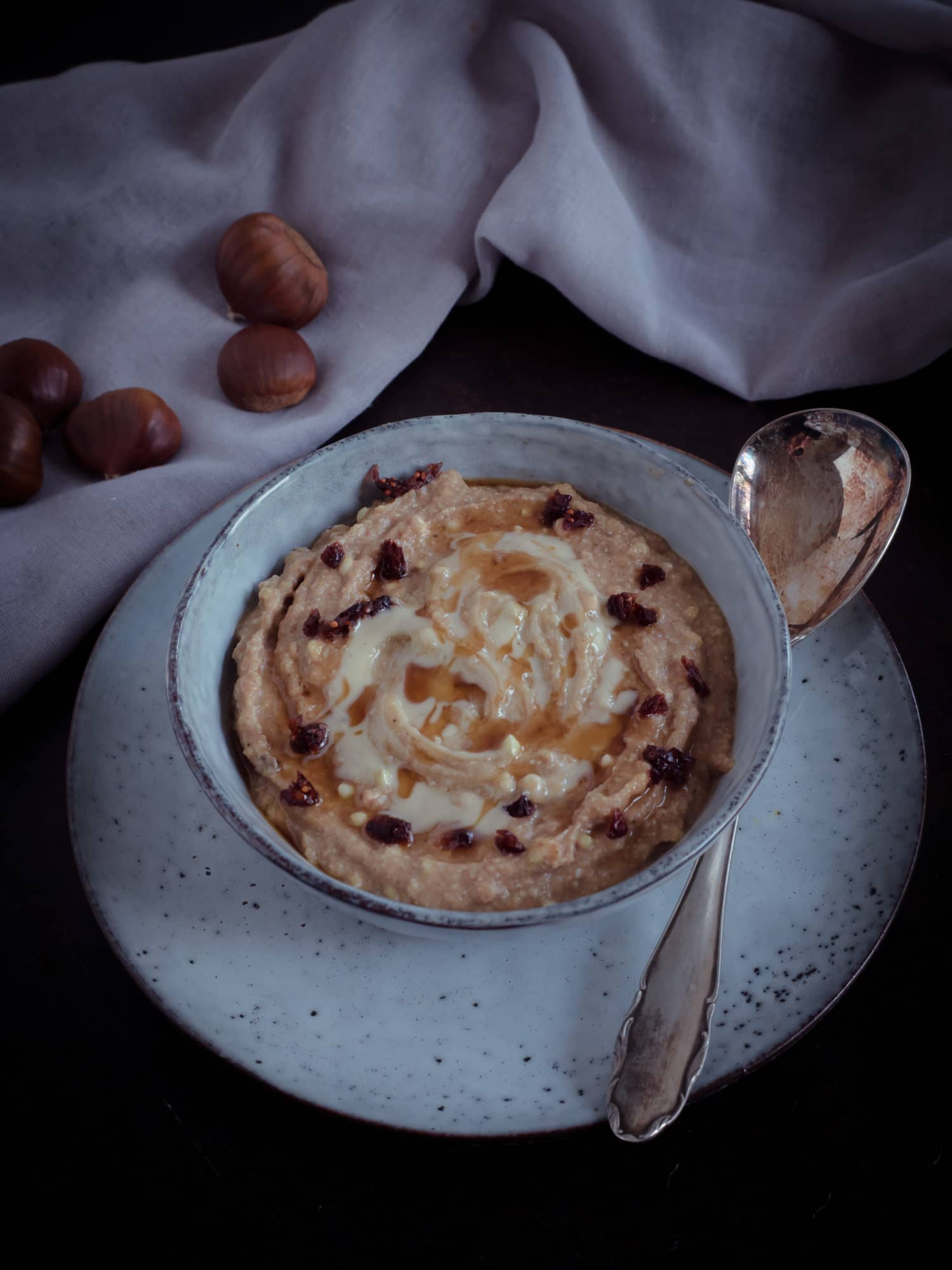 Glutenfreier Buchweizen Pudding