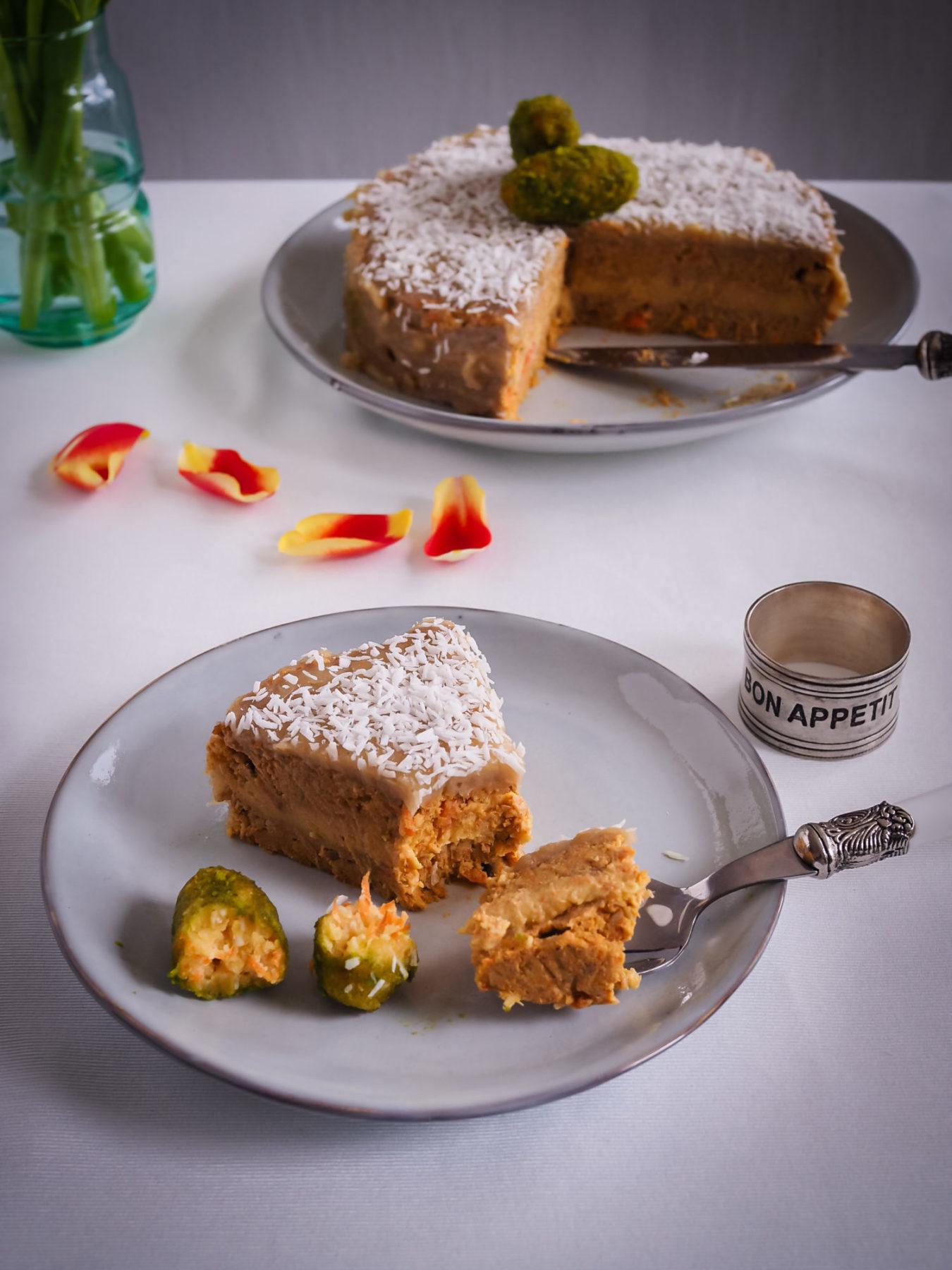 Cashew Cake