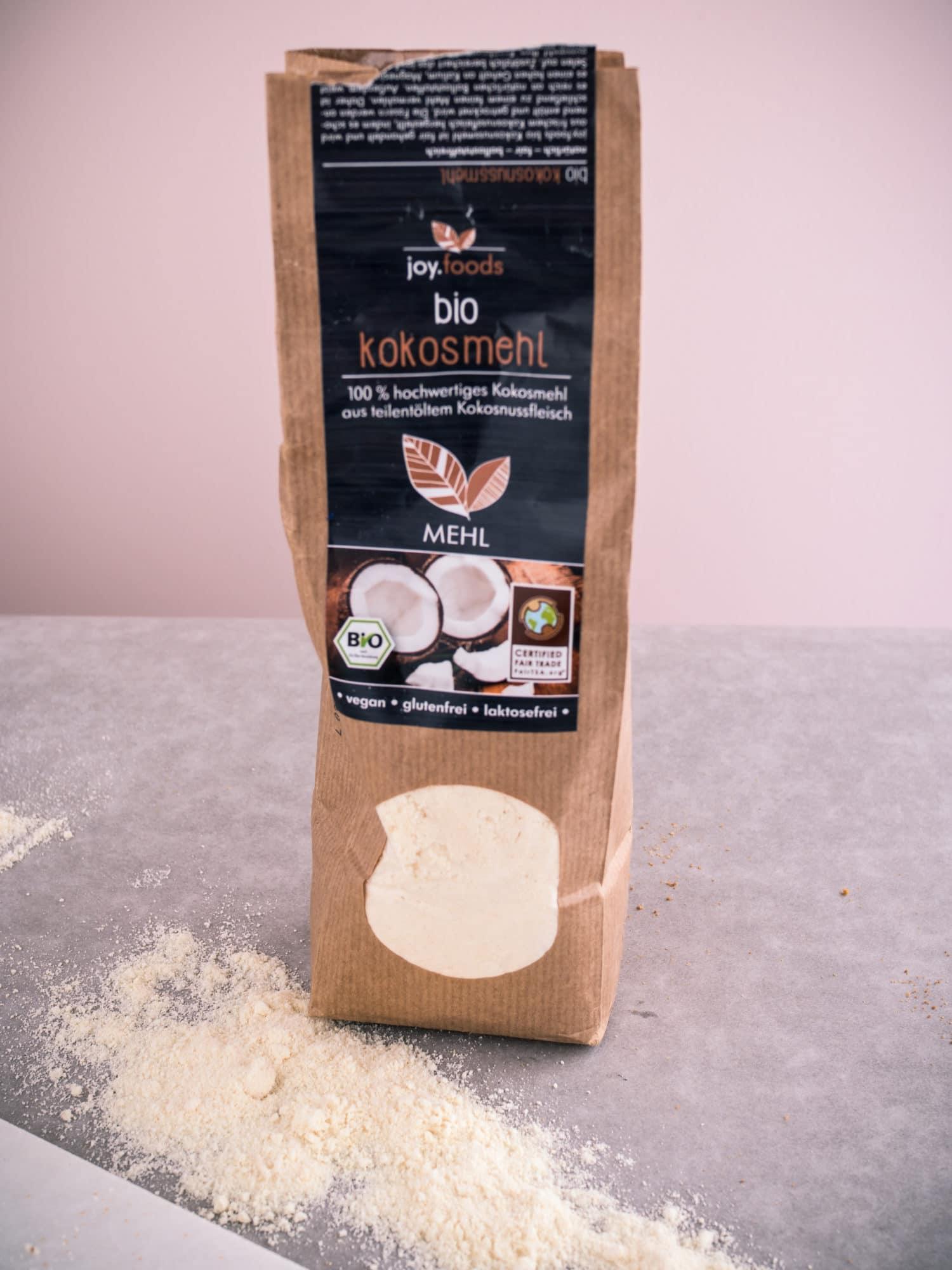 Kokos Eistörtchen