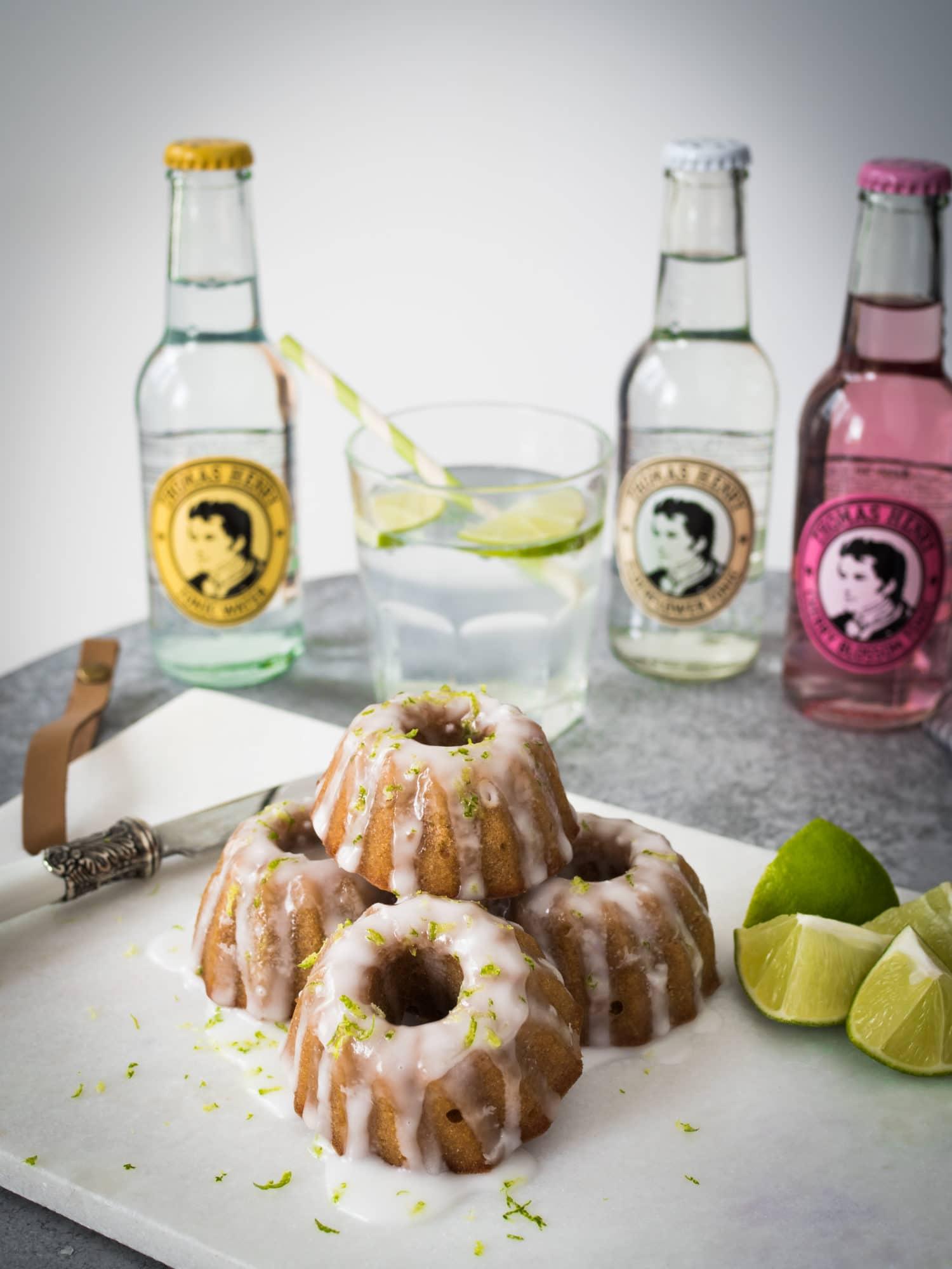 Gin&Tonic Mini Gugl mit Thomas Henry