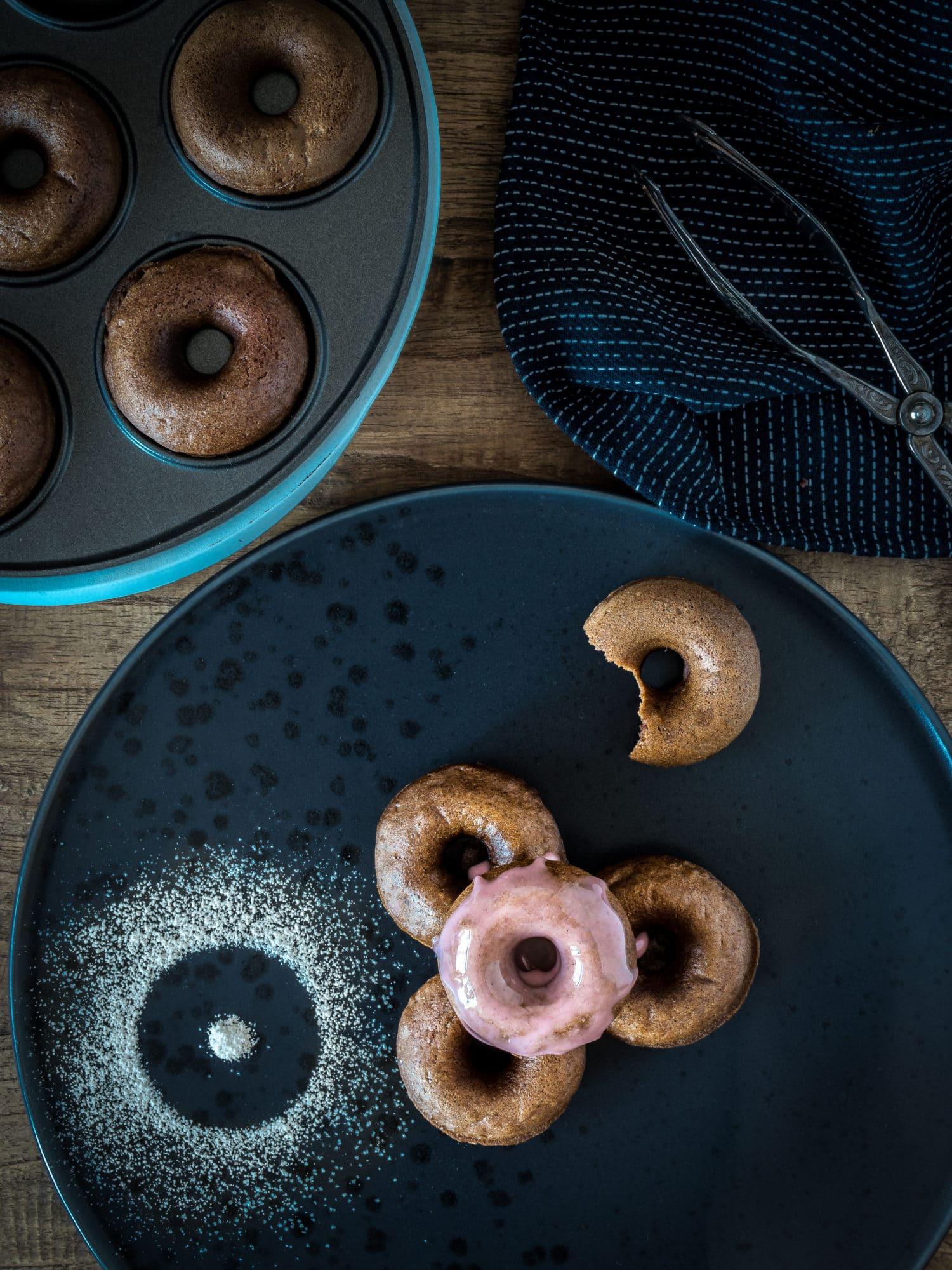 Dinkel Donuts aus dem Donutmaker von CoolStuff
