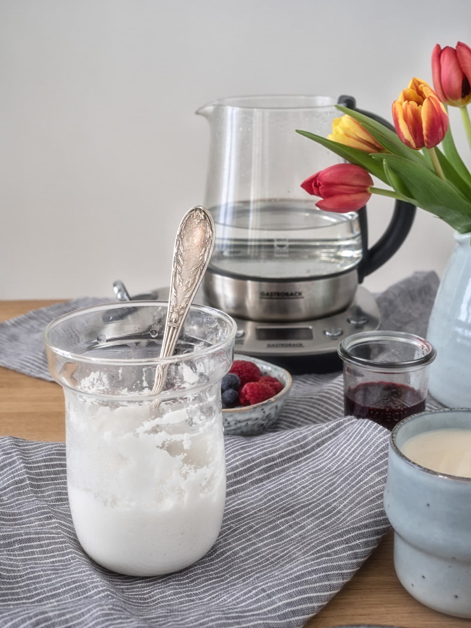 Gastroback Tea and More - kann auch Joghurt