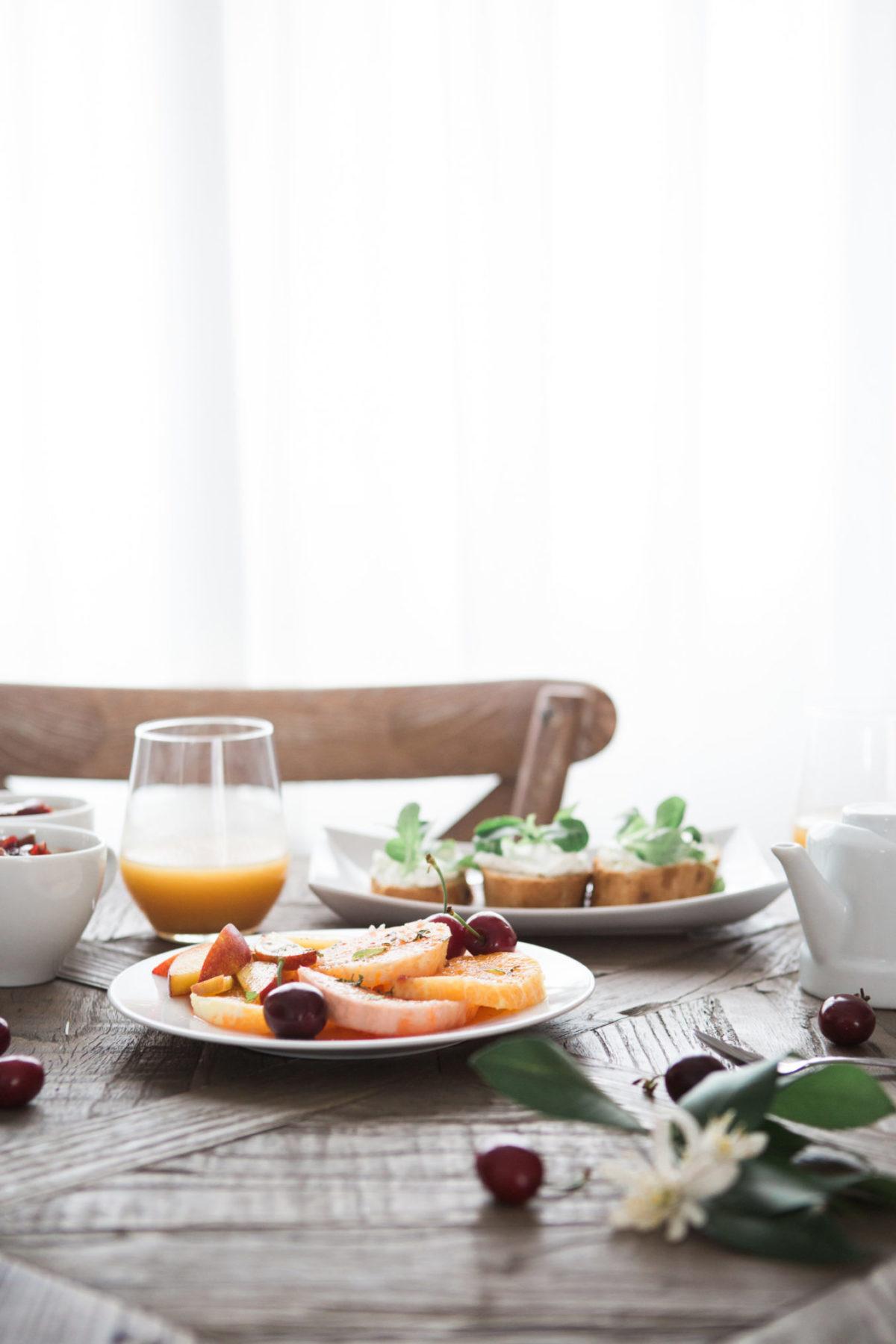 vegane Frühstücksideen zum Muttertag