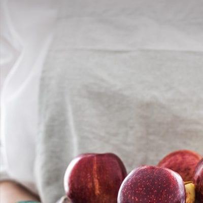 Rezept zum Einmachen. Vorrat für eingekochte Zimt Äpfel. Obst einwecken leicht gemacht. #gewürze #weihnachtsrezepte #winterrezepte #happymoodfood