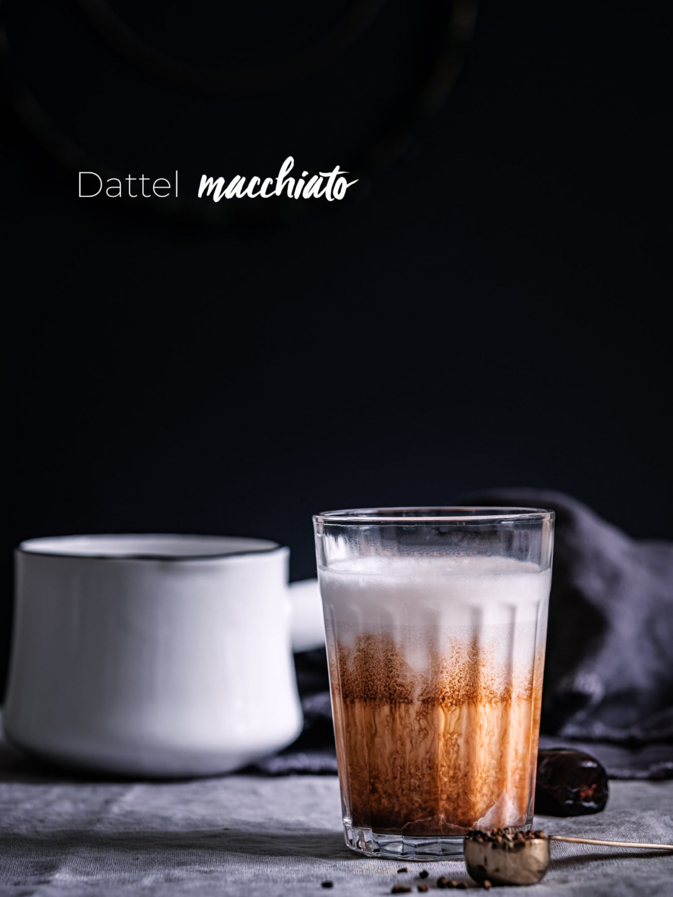 Latte Macchiato aus Fairtrade Kaffee