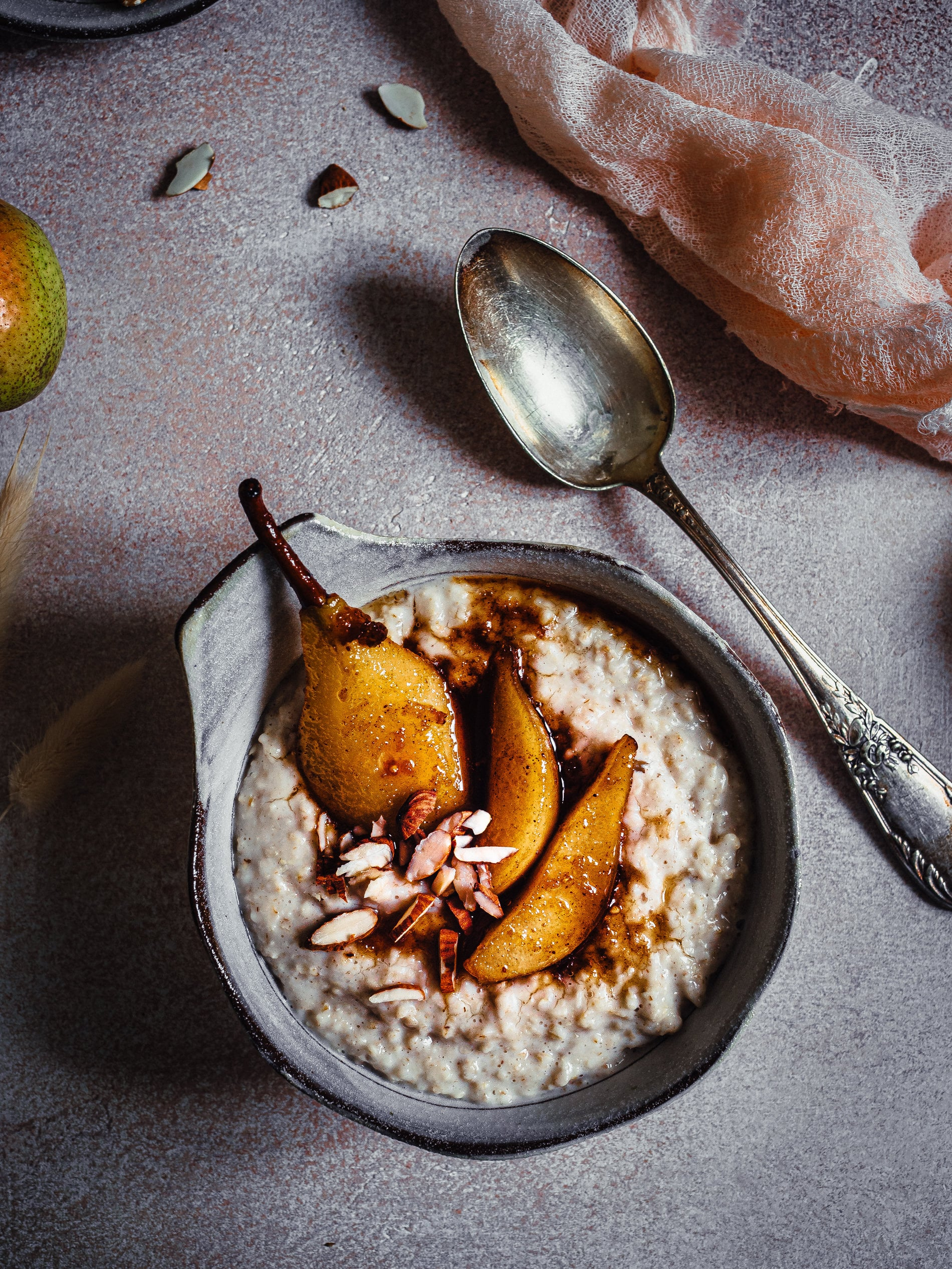 Porridge Grundrezept glutenfrei