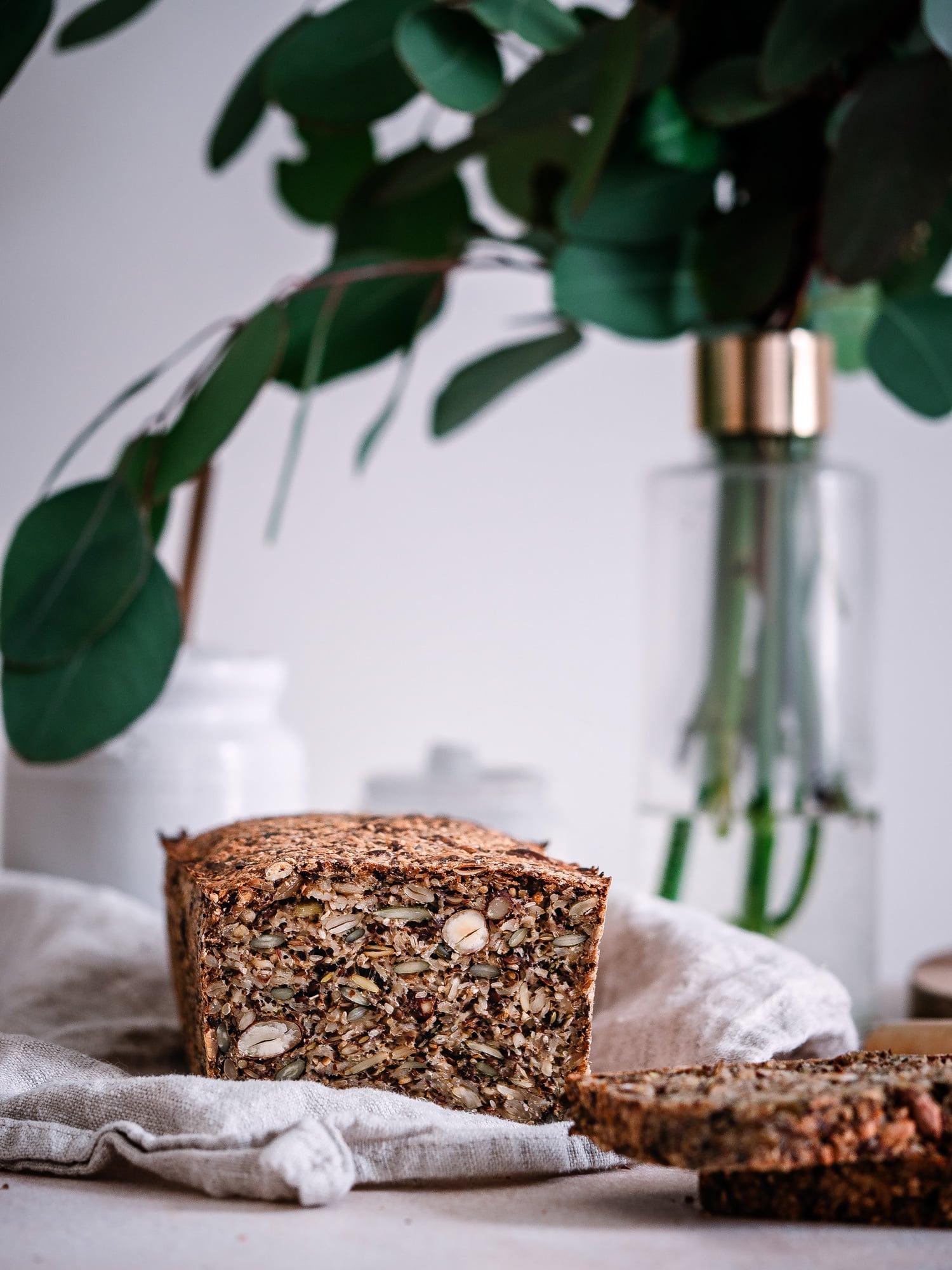 Life Changing Bread mit Ayurveda Gewürzen